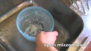 Kako se pravi kefir